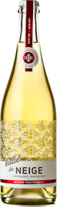 Domaine Neige Bulle De Neige, Sparkling Cider Traditional Method Bottle
