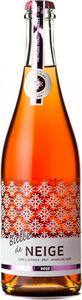 Domaine Neige Bulle De Neige Rosé, Brut Sparkling Cider Bottle