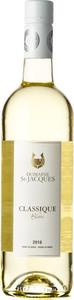 Domaine St Jacques Classique Blanc 2016 Bottle