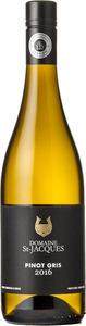 Domaine St Jacques Pinot Gris 2016 Bottle