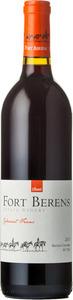 Fort Berens Cabernet Franc 2015 Bottle
