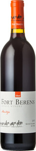 Fort Berens Meritage 2015 Bottle