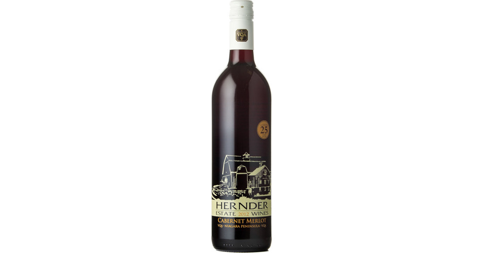 Hernder Estate Cabernet Merlot 2012 Expert Wine Ratings And Wine Reviews By Winealign