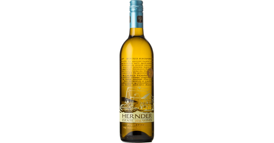 Hernder Pinot Grigio 2016 Expert Wine Ratings And Wine Reviews By Winealign