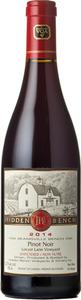 Hidden Bench Locust Lane Pinot Noir Unfiltered 2014, VQA Beamsville Bench Bottle