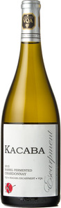 Kacaba Barrel Fermented Chardonnay 2015, VQA Niagara Escarpment Bottle