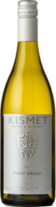 Kismet Pinot Grigio 2016, Okanagan Valley Bottle
