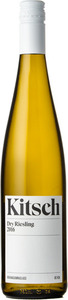 Kitsch Dry Riesling 2016, Okanagan Valley Bottle