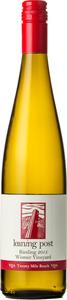 Leaning Post Riesling Wismer Vineyard Foxcroft Block 2015, Twenty Mile Bench Bottle