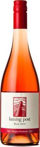 Leaning Post Rosé 2016, Niagara Peninsula Bottle