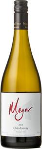 Meyer Chardonnay 2016, BC VQA Okanagan Valley Bottle