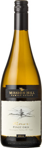 Mission Hill Reserve Pinot Gris 2016, Okanagan Valley Bottle