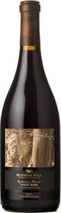 Mission Hill Terroir Collection Reflection Point Pinot Noir 2015, Okanagan Valley Bottle