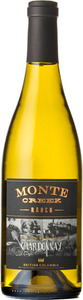 Monte Creek Ranch Chardonnay Reserve 2015 Bottle