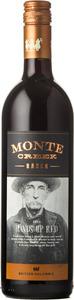 Monte Creek Ranch Hands Up Red 2015 Bottle