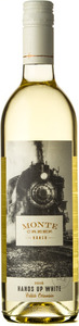 Monte Creek Ranch Hands Up White 2016 Bottle