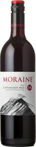 Moraine Cliffhanger Red 2015, Okanagan Valley Bottle