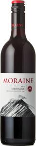 Moraine Meritage 2014, Okanagan Valley Bottle