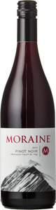 Moraine Pinot Noir 2015, BC VQA Okanagan Valley Bottle
