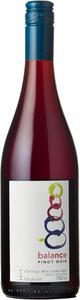 Niagara College Teaching Winery Balance Pinot Noir Trek Vineyard 2015, VQA Niagara On The Lake Bottle