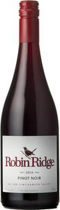 Robin Ridge Pinot Noir 2014, BC VQA Similkameen Valley Bottle