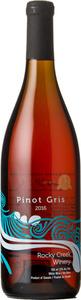 Rocky Creek Pinot Gris 2016 Bottle