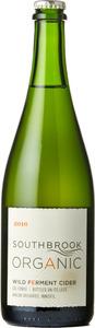 Southbrook Organic Wild Ferment Cider Avalon Orchards 2016 Bottle