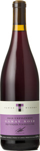 Tawse Winery Unfiltered Gamay Noir 2016, VQA Niagara Peninsula Bottle