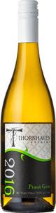 Thornhaven Pinot Gris 2016, BC VQA Okanagan Valley Bottle