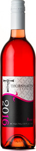 Thornhaven Rosé 2016, Okanagan Valley Bottle