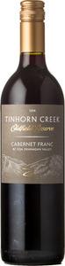 Tinhorn Creek Oldfield Reserve Cabernet Franc 2014, Okanagan Valley Bottle