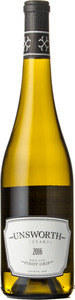 Unsworth Pinot Gris 2016, Vancouver Island Bottle