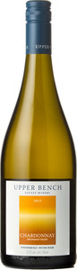 Upper Bench Chardonnay 2015, BC VQA Okanagan Valley Bottle