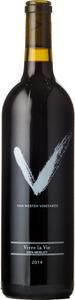 Van Westen Vivre La Vie 2014, Okanagan Valley Bottle