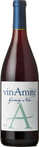 Vinamité Cellars Gamay Noir 2015, Okanagan Valley Bottle