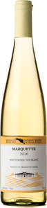 Waupoos Marquette White 2016, Prince Edward County Bottle