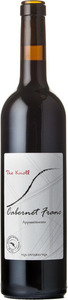 Waupoos The Knoll Cabernet Franc Appassimento 2016, Prince Edward County Bottle