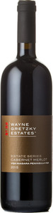 Wayne Gretzky Estate Series Cabernet Merlot 2015, Niagara Peninsula Bottle