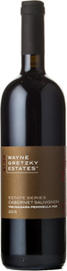 Wayne Gretzky Estate Series Cabernet Sauvignon 2015, Niagara Peninsula Bottle
