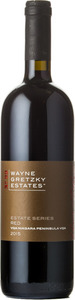 Wayne Gretzky Estate Series Red 2015, Niagara Peninsula Bottle