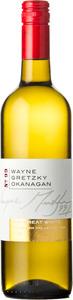 Wayne Gretzky Okanagan The Great White 2016, VQA Okanagan Valley Bottle