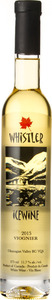 Whister Viognier Icewine 2015, Okanagan Valley (375ml) Bottle