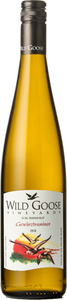 Wild Goose Gewurztraminer 2016, Okanagan Valley Bottle