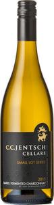 C.C. Jentsch Small Lot Series Barrel Fermented Chardonnay 2015, Okanagan Valley Bottle