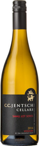 C.C. Jentsch Small Lot Series Viognier 2014, BC VQA Okanagan Valley Bottle