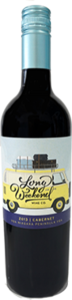 Long Weekend Cabernet 2015, VQA Niagara Peninsula Bottle