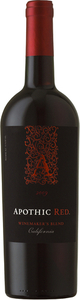 Apothic Red 2015, California Bottle