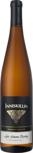 Inniskillin Niagara Estate Late Autumn Riesling 2016, VQA Niagara Peninsula Bottle