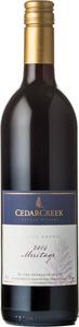 CedarCreek Meritage 2014, Okanagan Valley Bottle