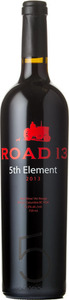 Road 13 Vineyards 5th Element 2012, Okanagan Valley Bottle